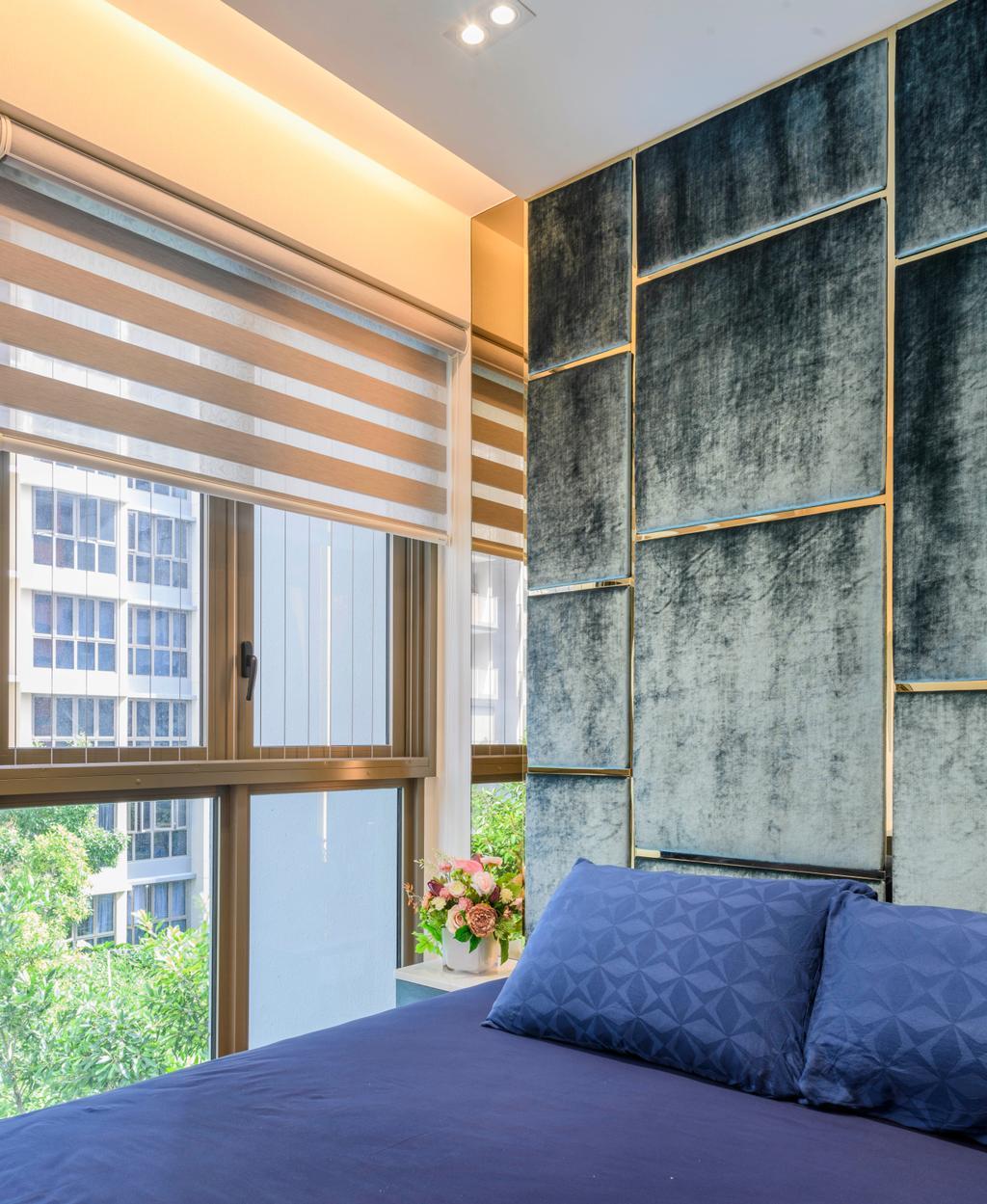 Contemporary, Condo, Bedroom, Rivercove Residences, Interior Designer, The Design Practice