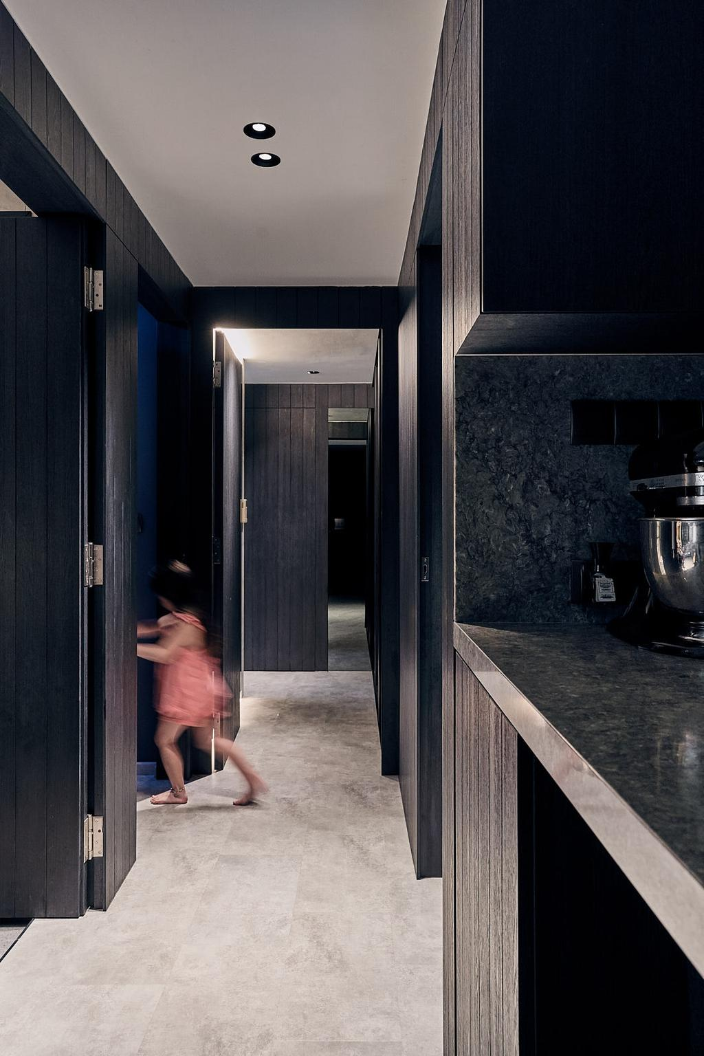 Contemporary, Condo, Q Bay Residences, Interior Designer, Rockin Spaces