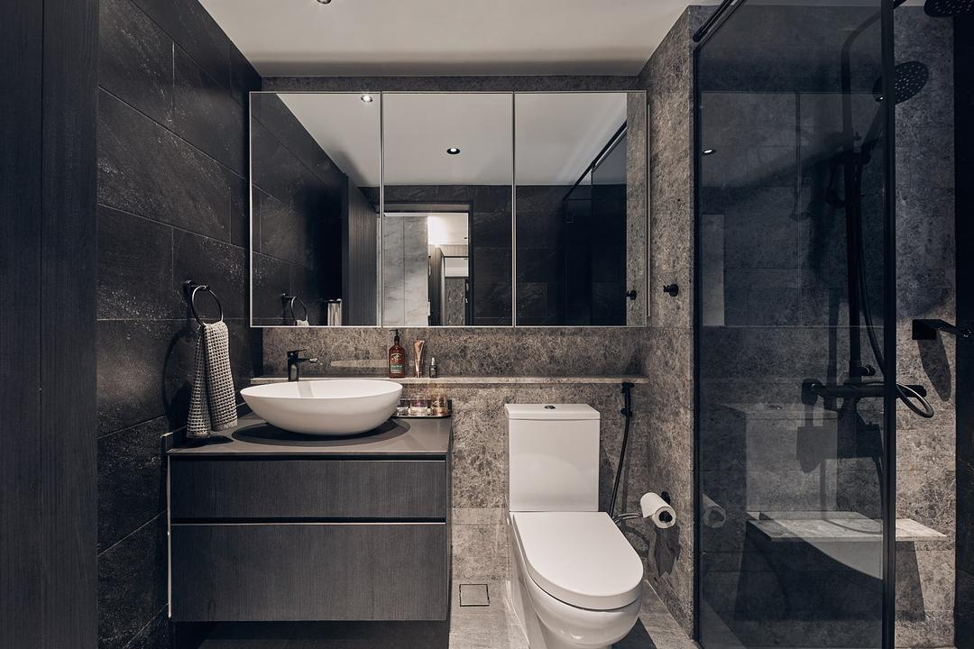 Q Bay Residences by Rockin Spaces