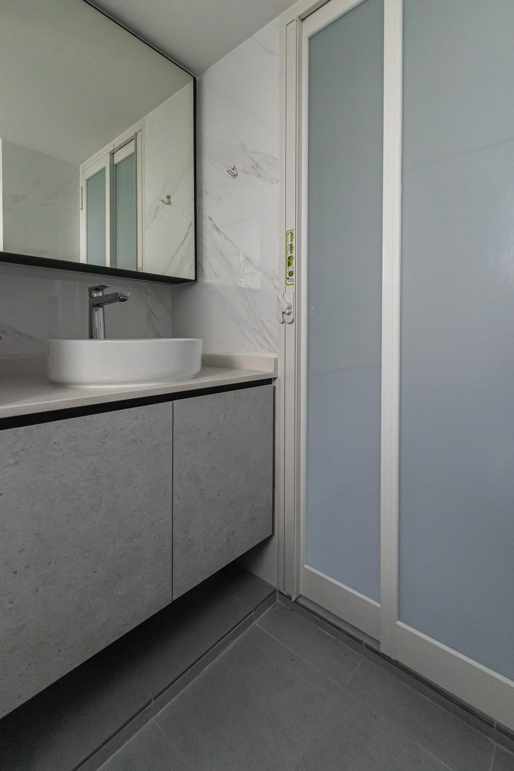Modern, Condo, Bathroom, Escada View, Interior Designer, Swiss Interior Design, Contemporary