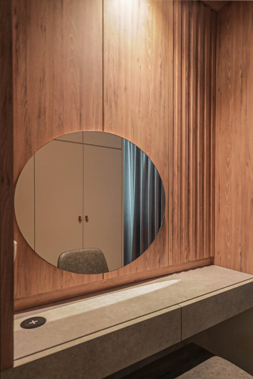 Modern, Condo, Bedroom, Signature Park, Interior Designer, Swiss Interior Design, Scandinavian