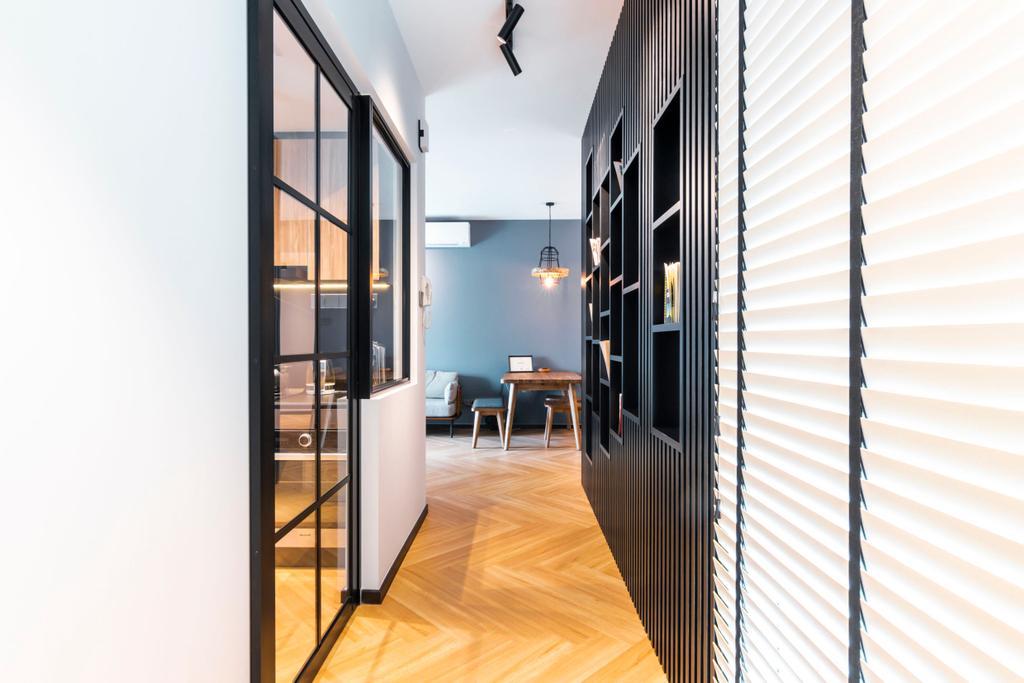 Modern, Condo, Cote D'Azur, Interior Designer, 9 Creation, Contemporary