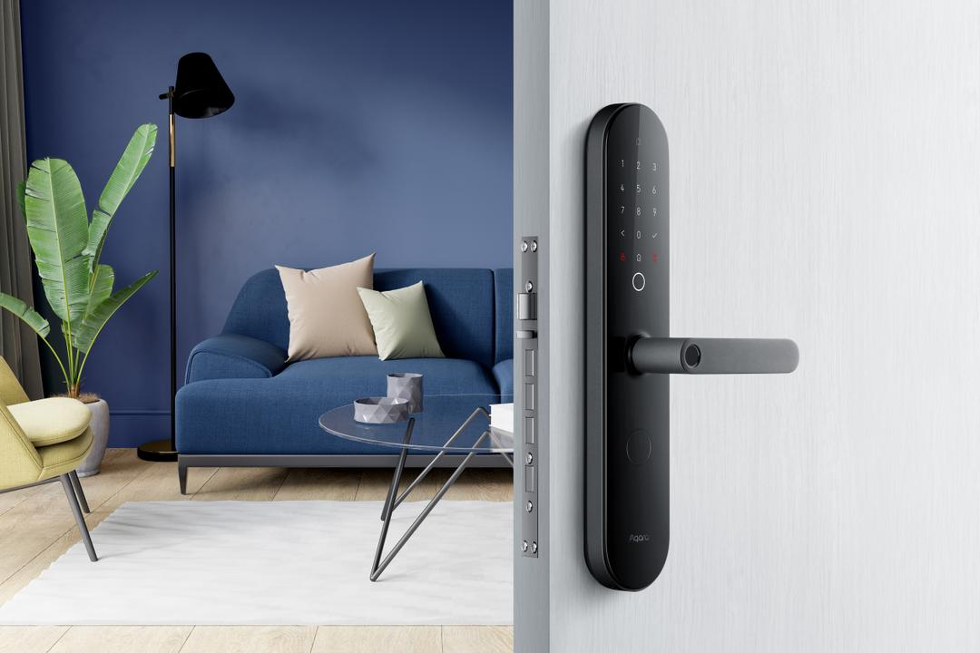 6 Reasons Why You Should Buy the Aqara Smart Door Lock N100 2