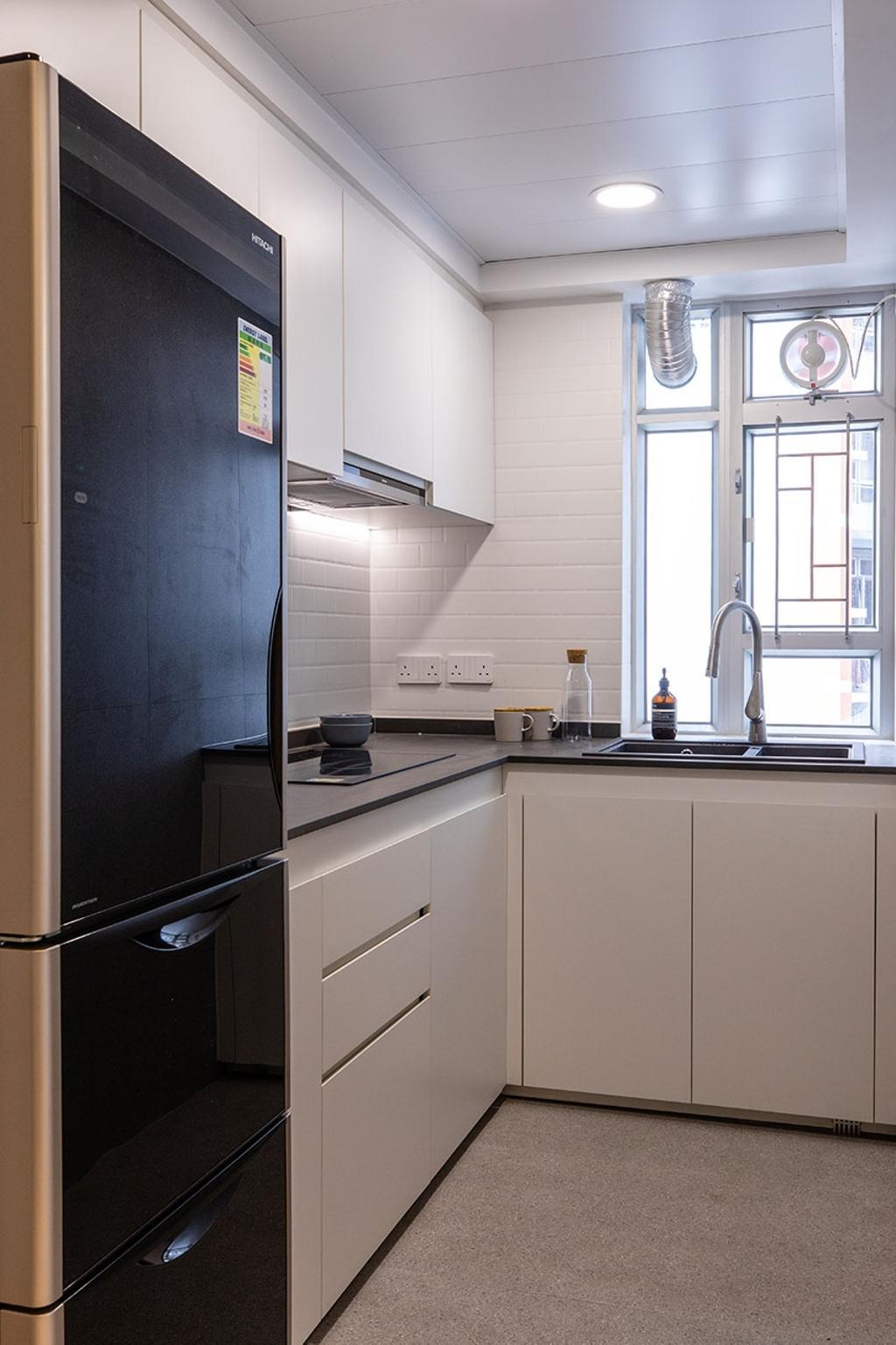 北歐, 公屋/居屋, 廚房, 凱樂苑, 室內設計師, MAD Studio Limited