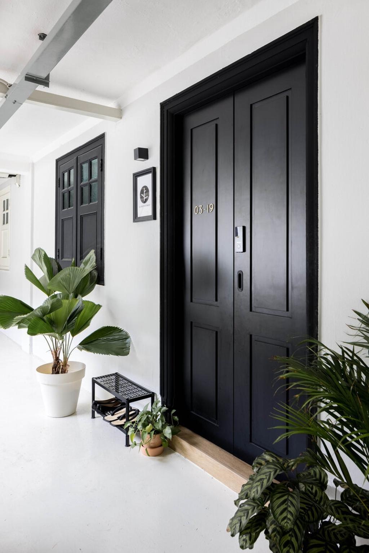 Pearl's Hill Terrace, Commercial, Interior Designer, Karpentree Studio, Modern