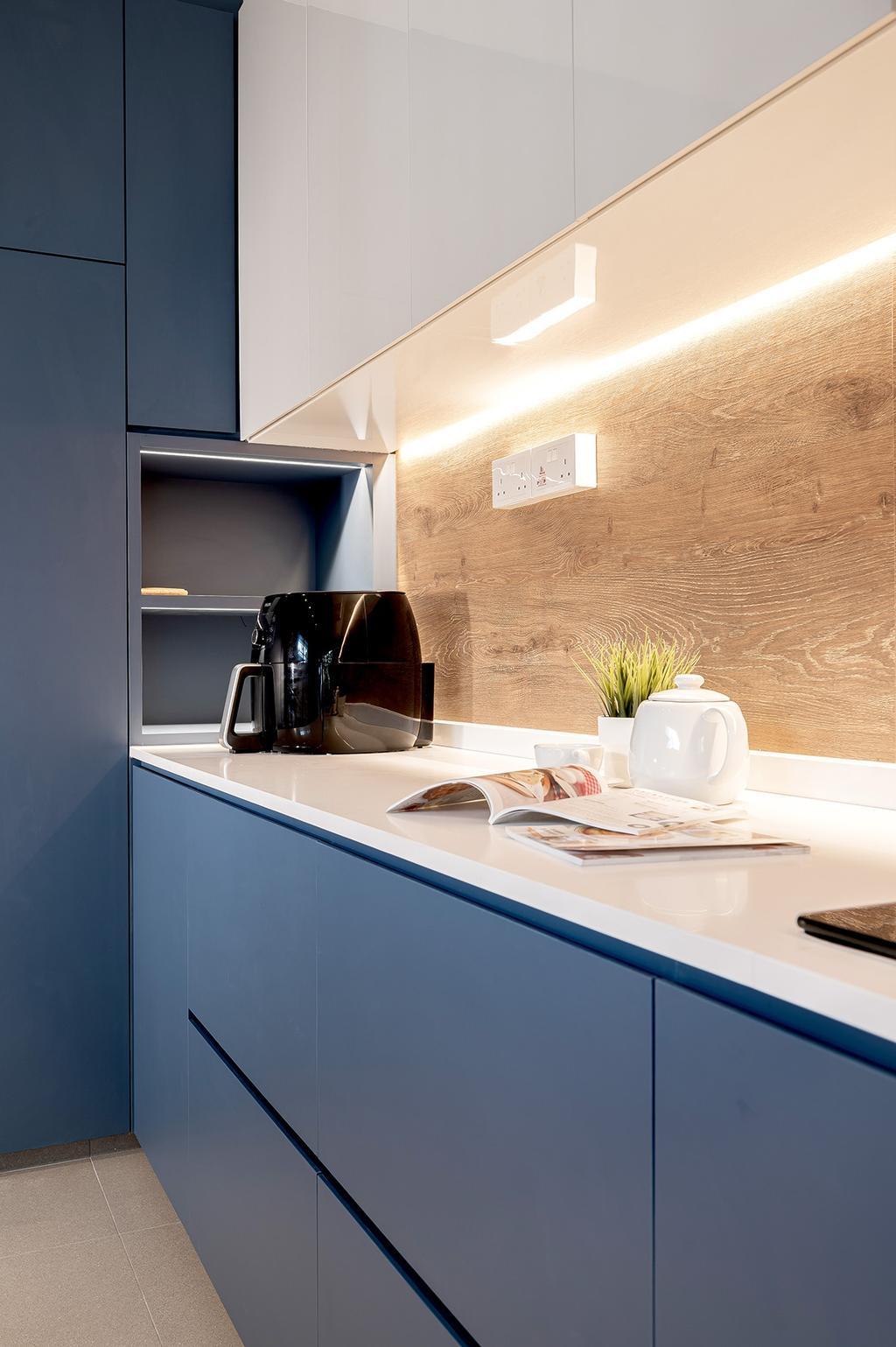 Scandinavian, HDB, Jurong East Street 24, Interior Designer, ELPIS Interior Design