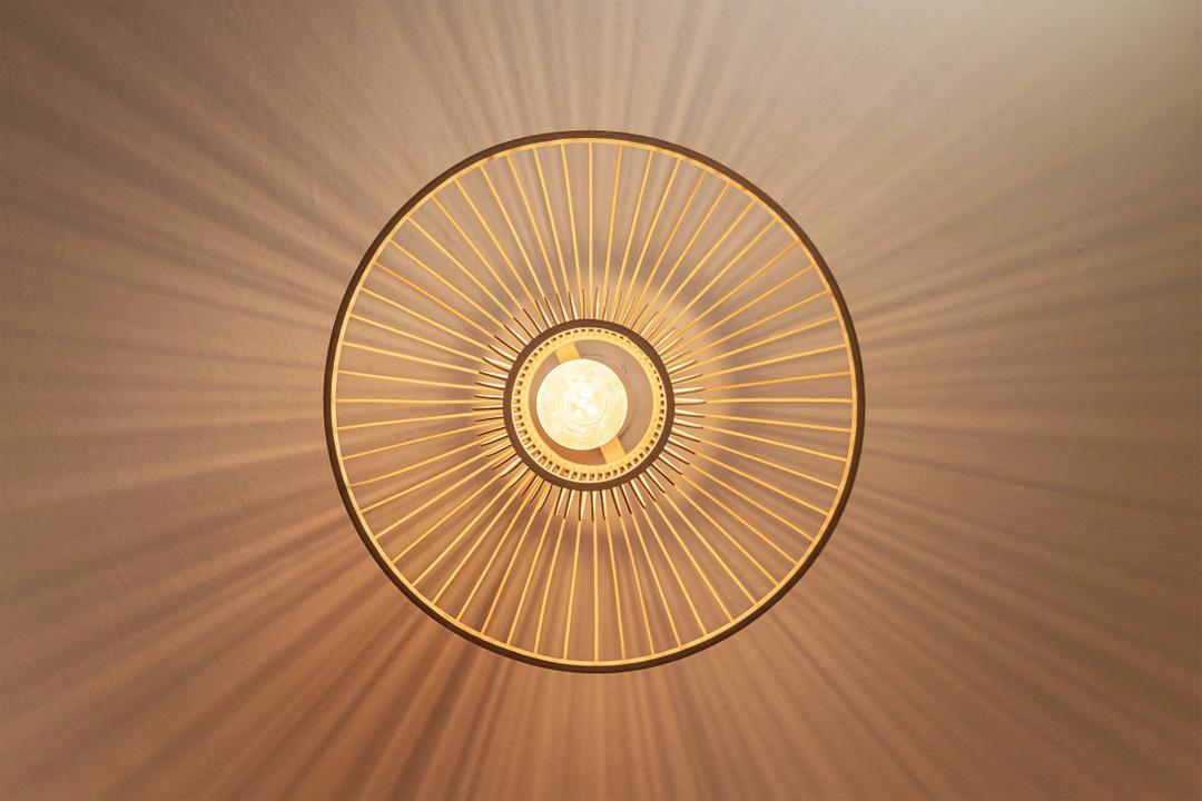 Choa Chu Kang, Swiss Interior Design, Eclectic, Vintage, HDB