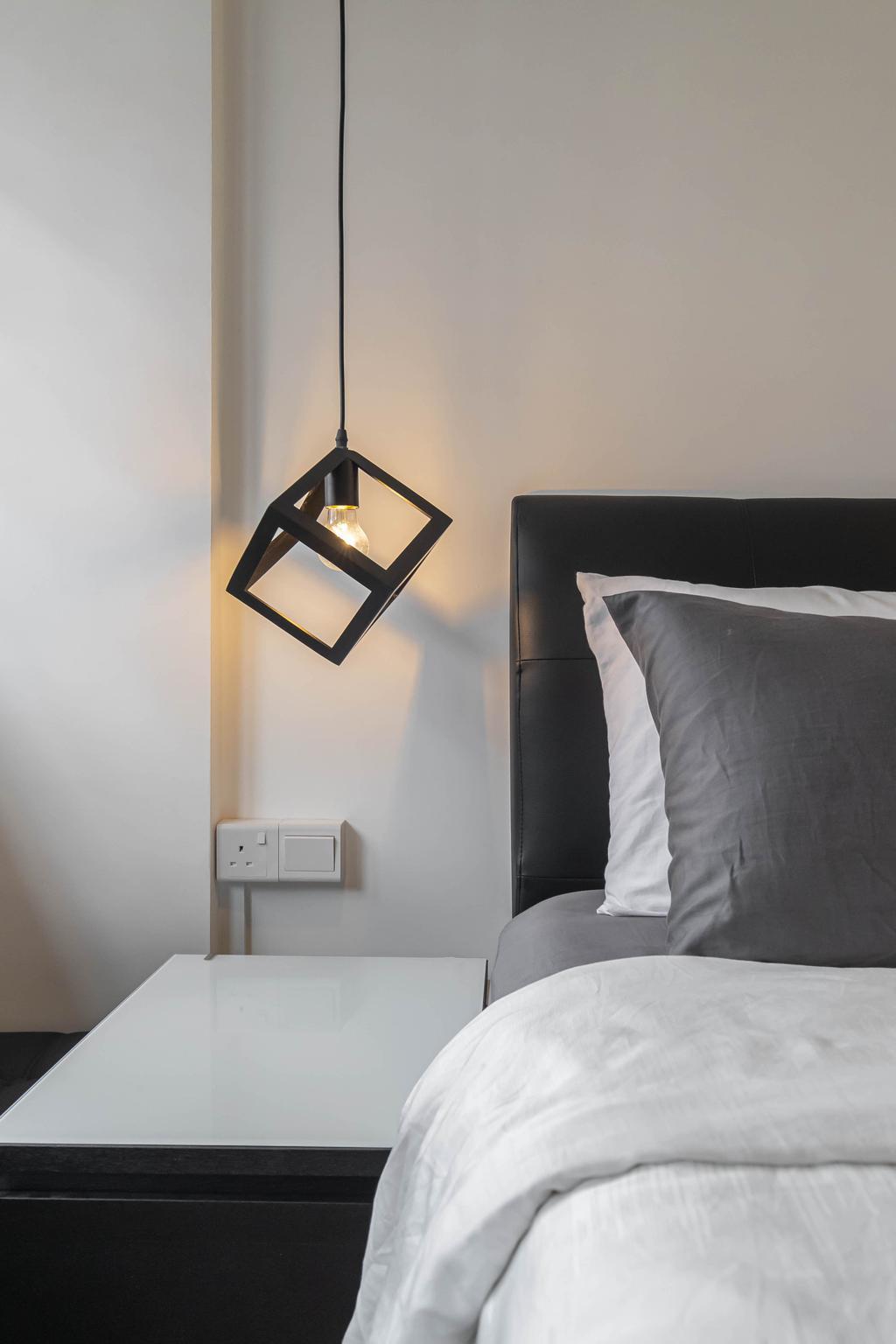 Contemporary, HDB, Bedroom, Potong Pasir Avenue 1, Interior Designer, Swiss Interior Design