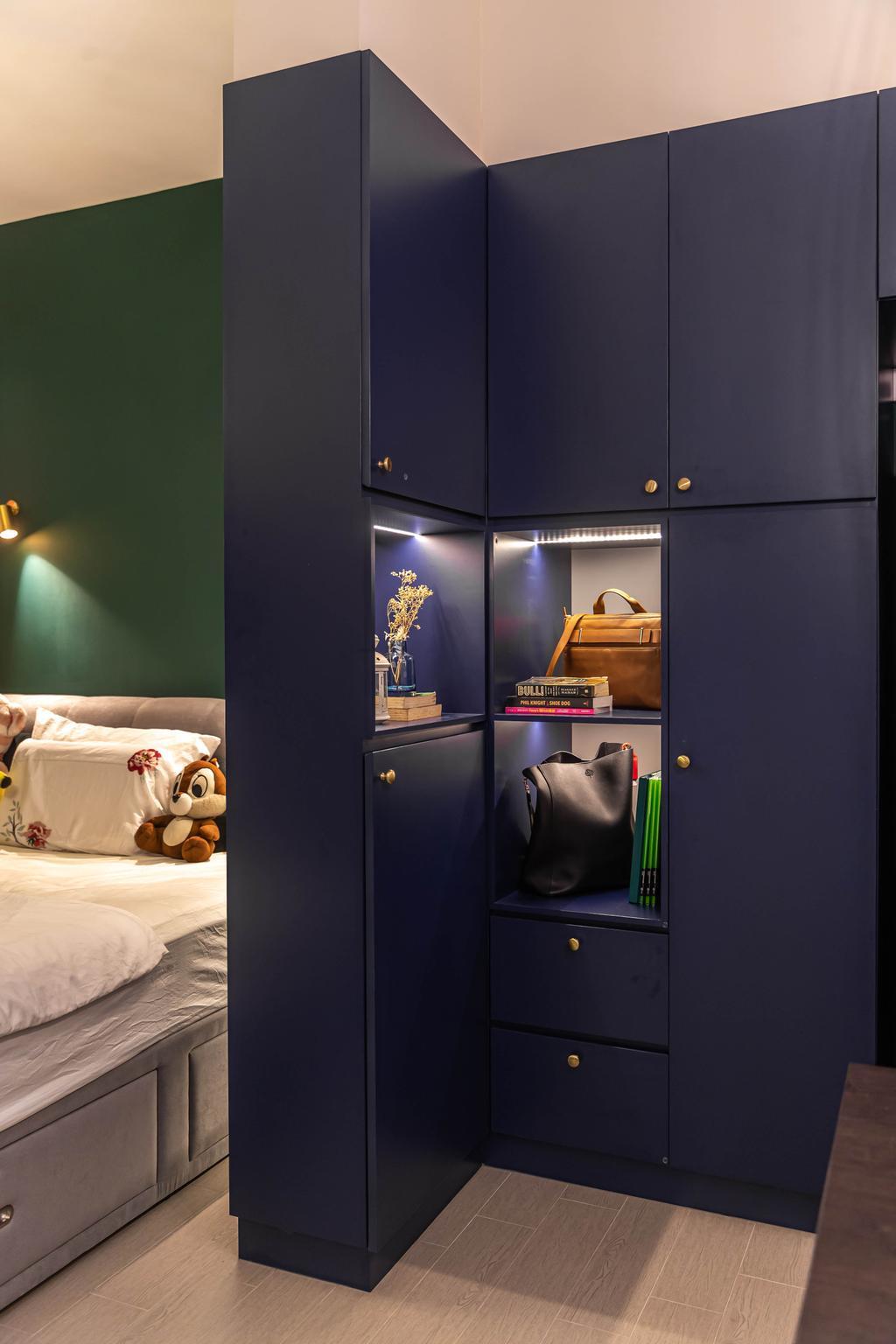 Contemporary, Condo, Roots @ Transit, Interior Designer, Swiss Interior Design