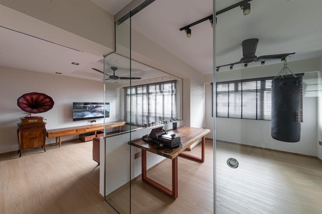 Modern, HDB, Tampines, Interior Designer, Swiss Interior Design, Scandinavian