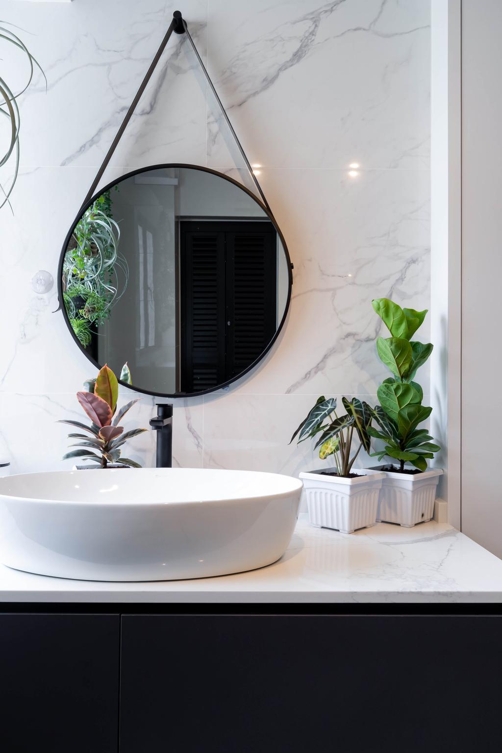 Contemporary, HDB, Bathroom, Lor 7 Toa Payoh, Interior Designer, Noble Interior Design, Scandinavian