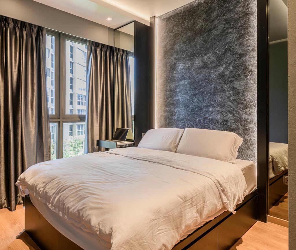 Contemporary, Condo, Bedroom, Rivercove Residences, Interior Designer, Design Story