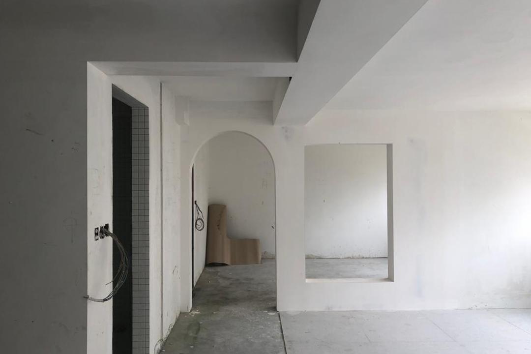 Matilda Edge BTO flat renovation