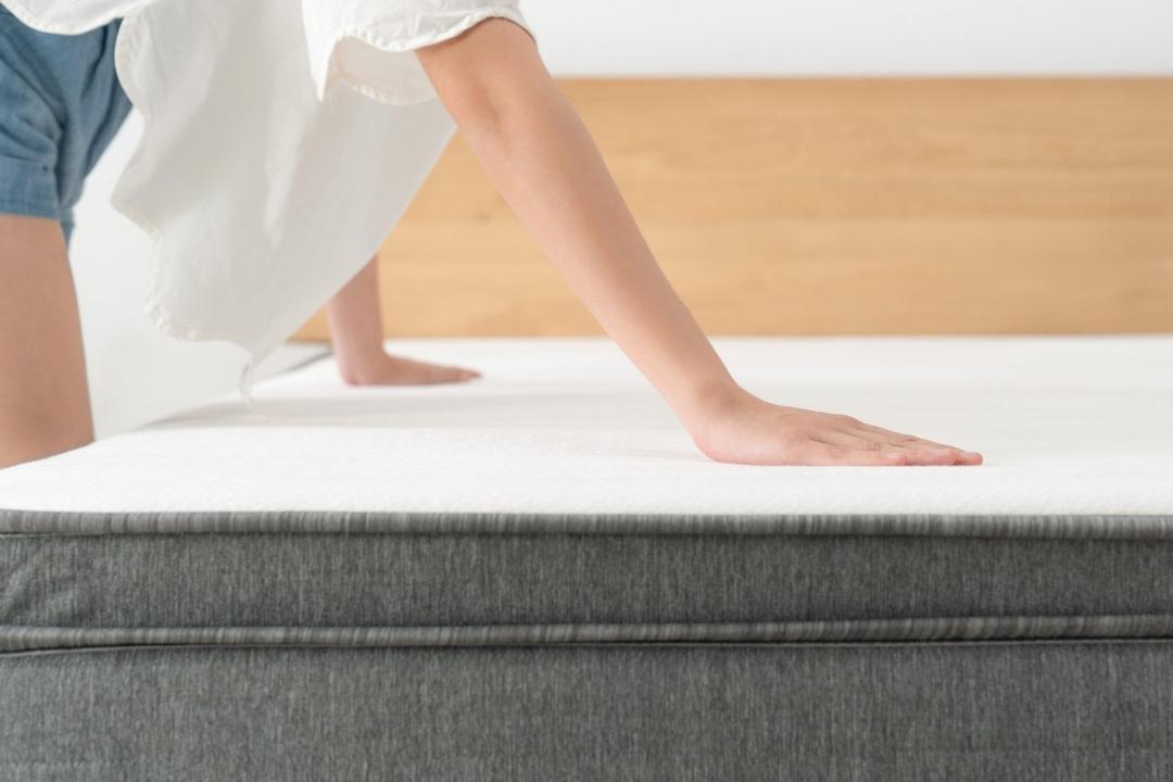 Qanvast Qanbuy Bundle Deal igloohome orlant ruhens heavenluxe mattress bedsheet digital lock