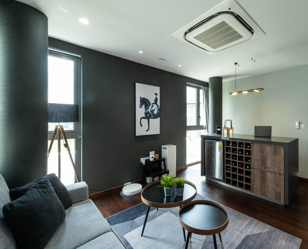 Contemporary, Landed, Springside View, Interior Designer, Dyel Design