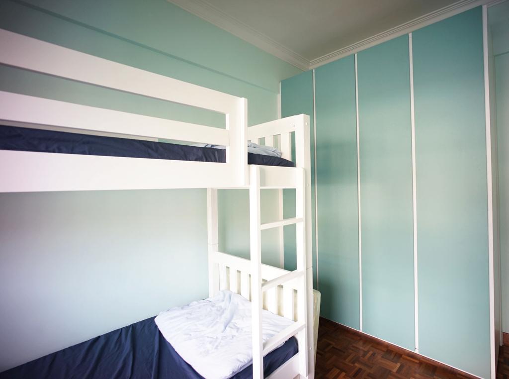 Modern, Condo, Bedroom, Hillside Mansion, Interior Designer, Karpentree Studio, Eclectic