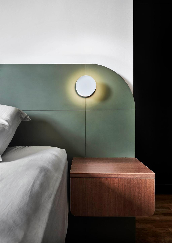 Contemporary, Condo, Bedroom, Tangerine Grove, Interior Designer, Third Avenue Studio