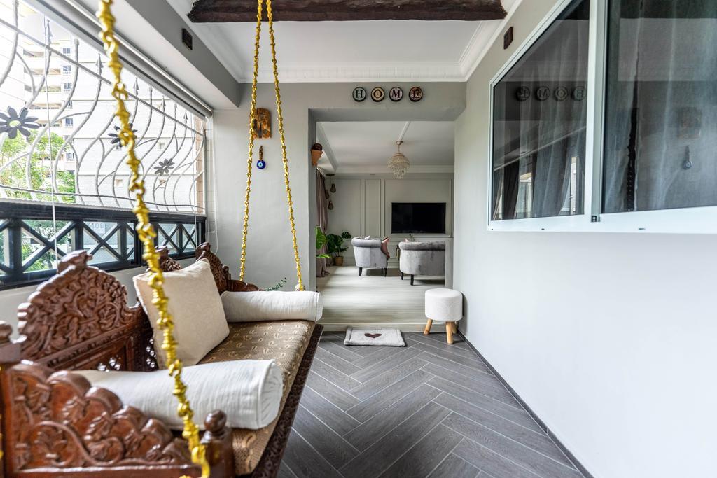Modern, HDB, Living Room, Bukit Batok West Avenue 7, Interior Designer, Todz'Terior