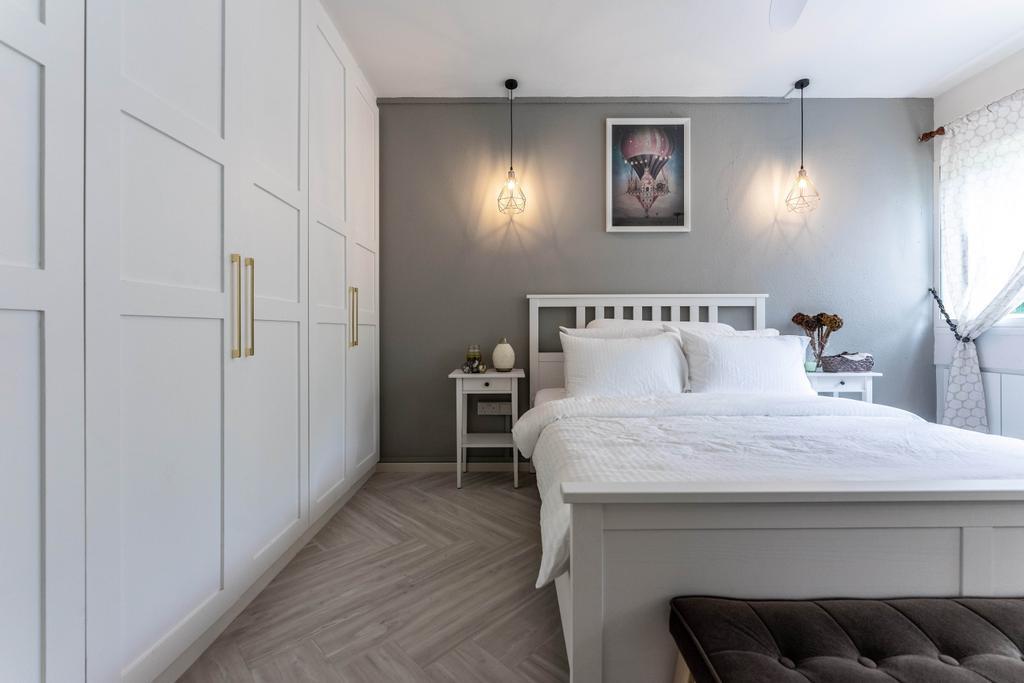 Modern, HDB, Bedroom, Bukit Batok West Avenue 7, Interior Designer, Todz'Terior