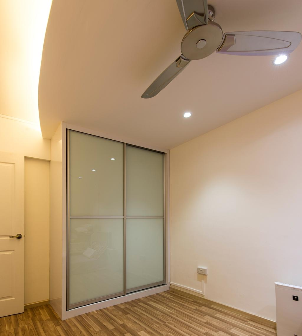 Modern, HDB, Bedroom, Tampines Street 22, Interior Designer, DM+
