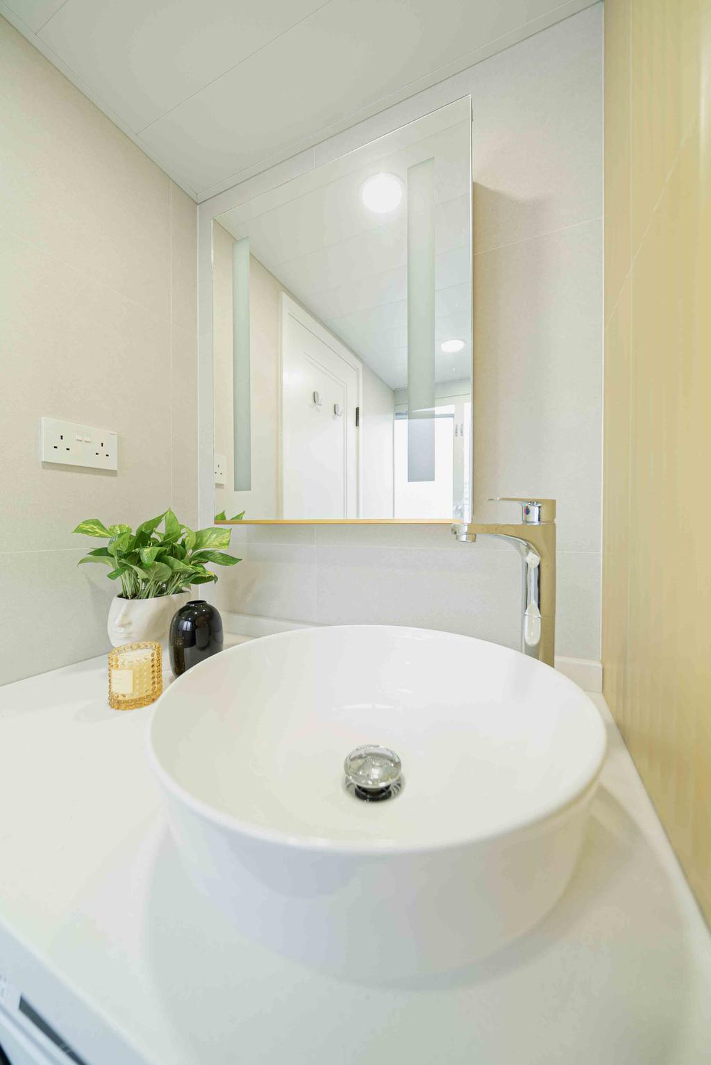 摩登, 公屋/居屋, Patricia, 室內設計師, B.R.G. Interior Design, 北歐