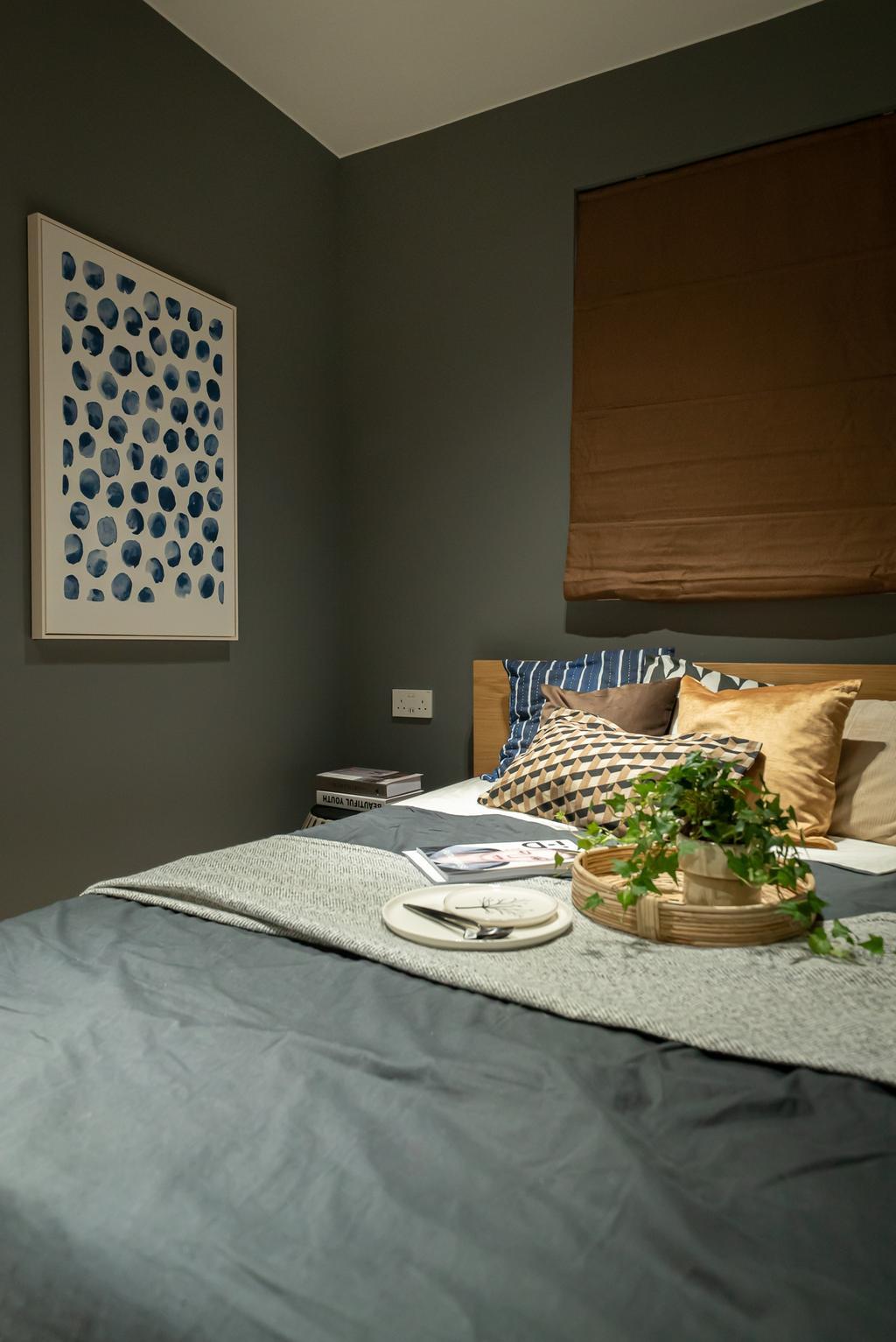 當代, 私家樓, The Wonderland, 室內設計師, B.R.G. Interior Design, 北歐