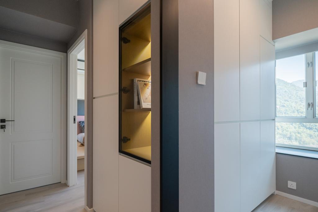 當代, 私家樓, Garden Vista, 室內設計師, B.R.G. Interior Design