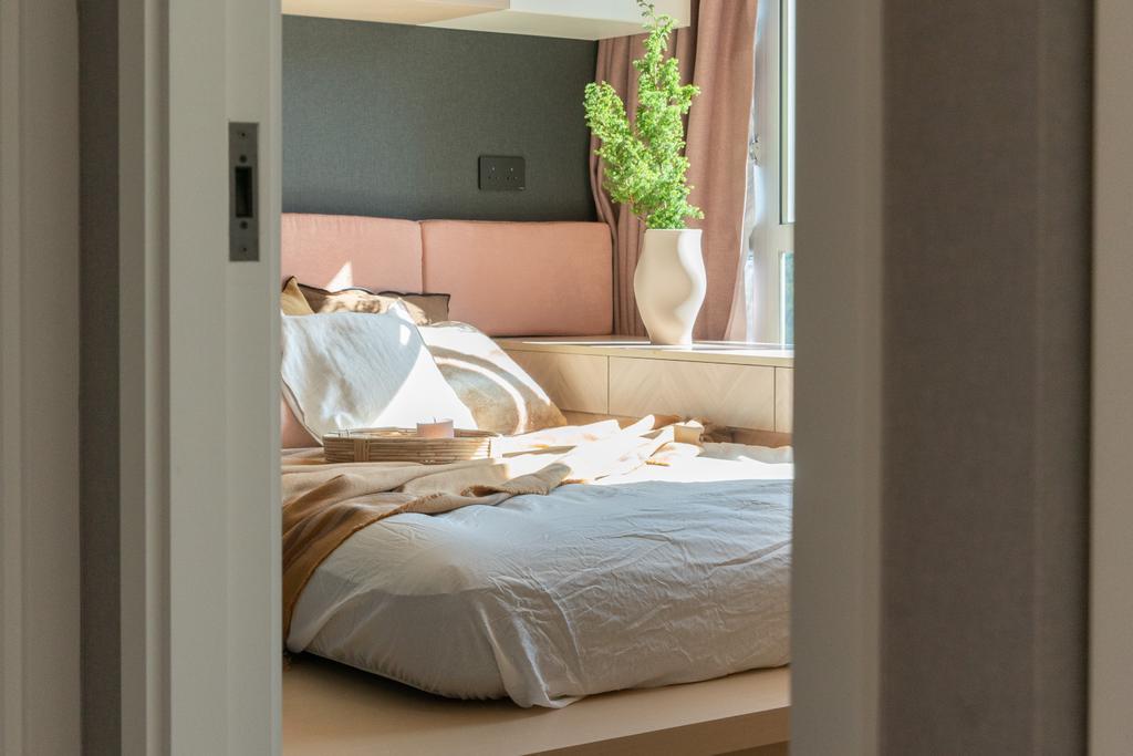 當代, 私家樓, 睡房, Garden Vista, 室內設計師, B.R.G. Interior Design