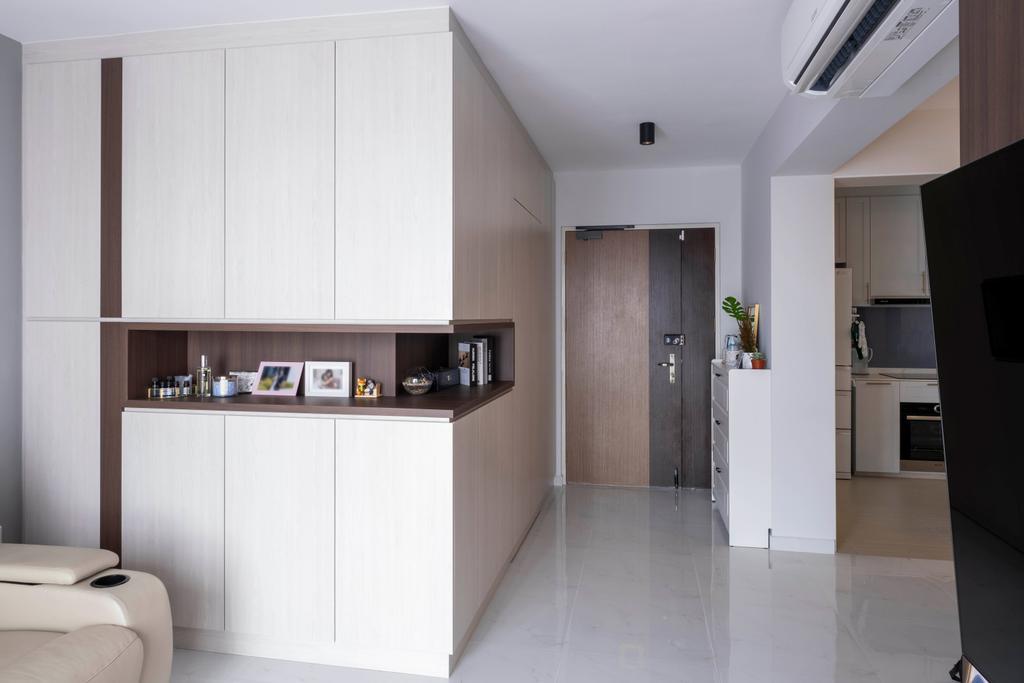 Modern, HDB, Living Room, Clementi Avenue 3, Interior Designer, Starry Homestead
