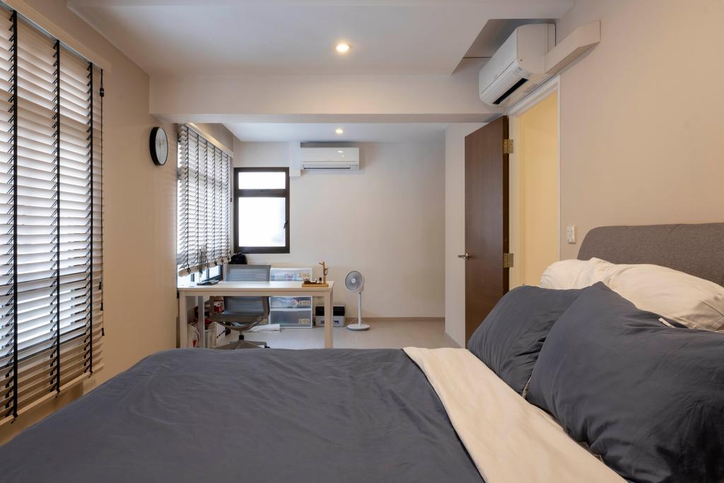 Scandinavian, HDB, Bedroom, Redhill Road, Interior Designer, Starry Homestead
