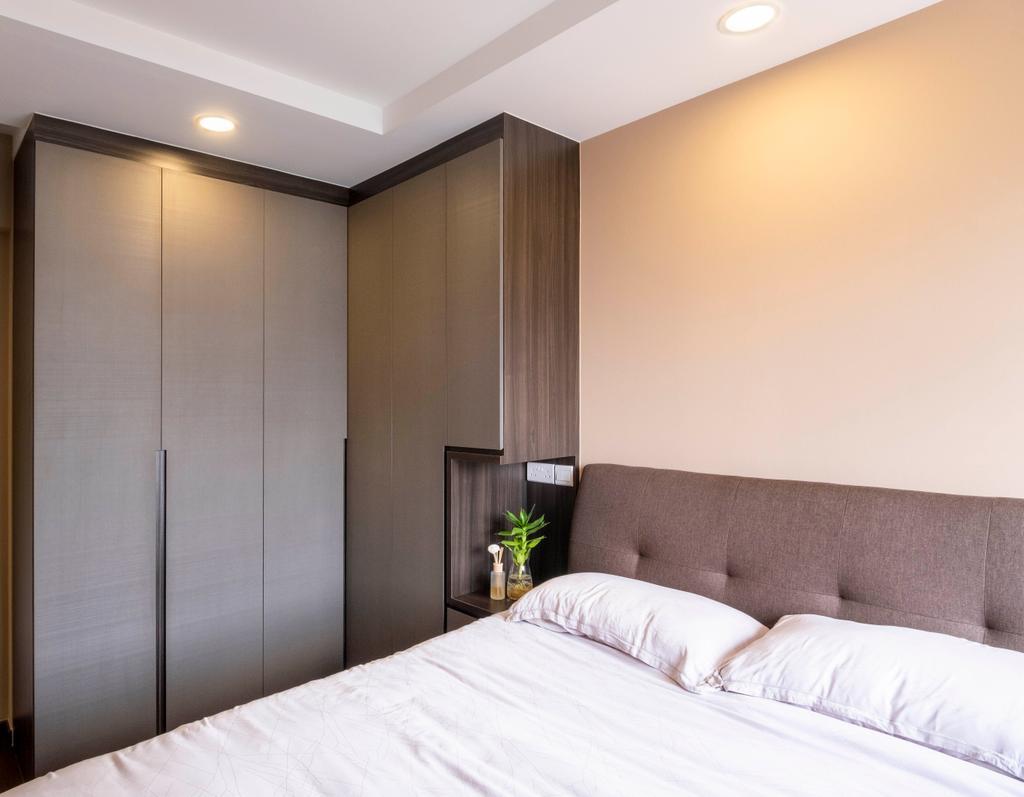 Modern, Condo, Bedroom, Le Crescendo, Interior Designer, Starry Homestead