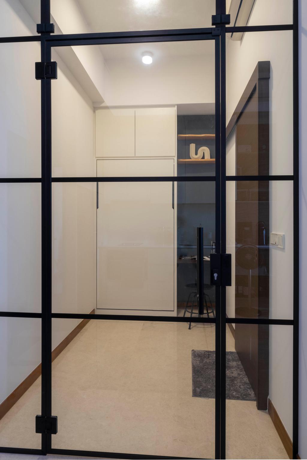 Modern, Condo, Living Room, The Hillier, Interior Designer, Starry Homestead