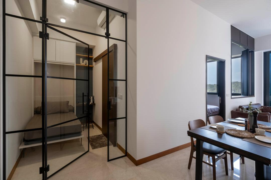 The Hillier Living Room Interior Design 2