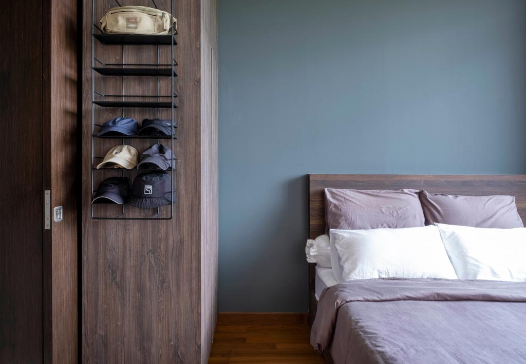 Modern, Condo, Bedroom, The Hillier, Interior Designer, Starry Homestead