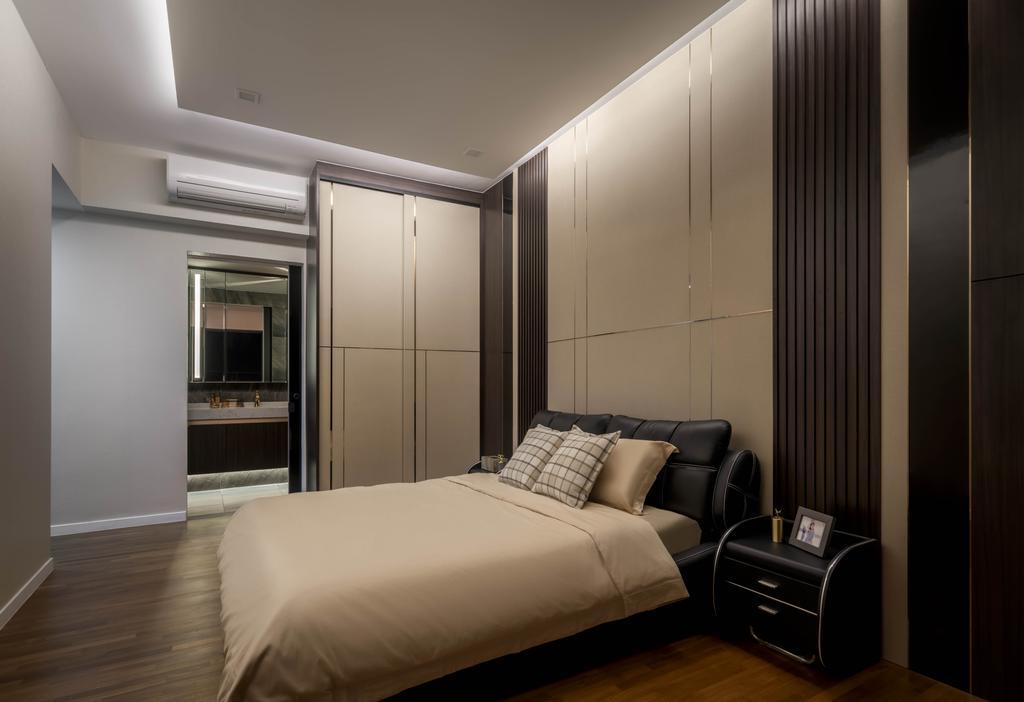 Modern, Condo, Bedroom, The Interlace, Interior Designer, Weiken.com, Contemporary