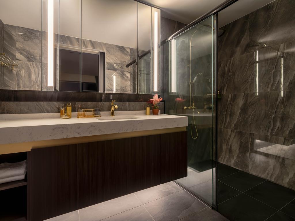 Modern, Condo, Bathroom, The Interlace, Interior Designer, Weiken.com, Contemporary