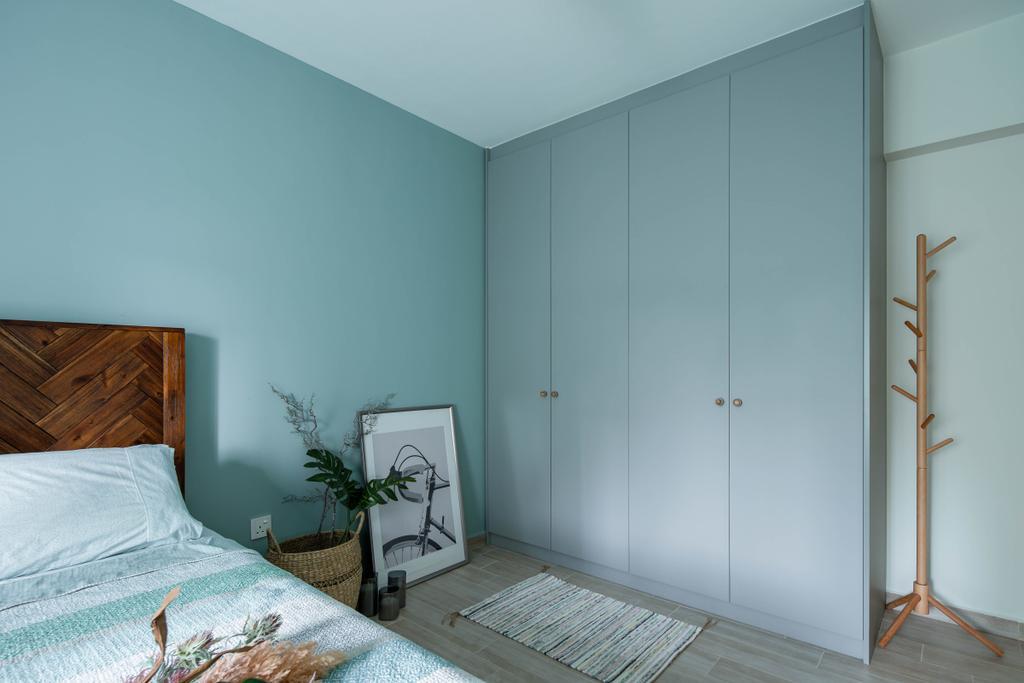 Contemporary, HDB, Bathroom, Bidadari Park Drive, Interior Designer, Idfferent Design