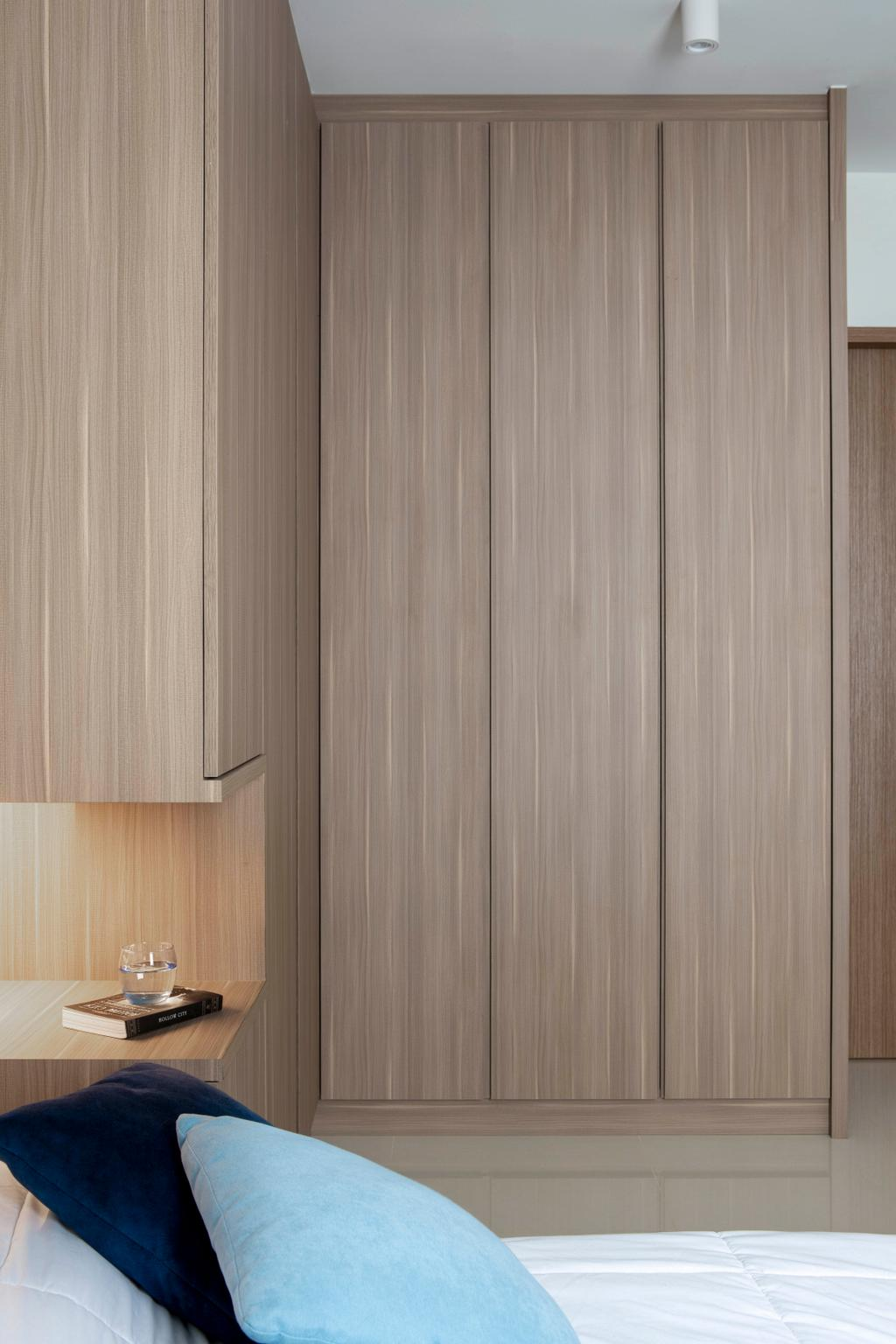 Scandinavian, HDB, Bedroom, West Plains @ Bukit Batok, Interior Designer, Fifth Avenue Interior
