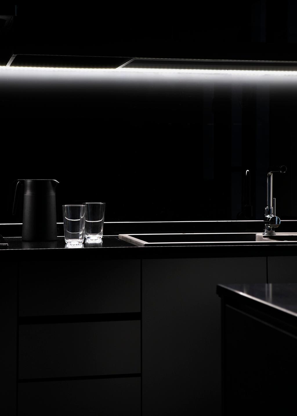 Contemporary, HDB, Kitchen, Canberra Crescent, Interior Designer, ELPIS Interior Design