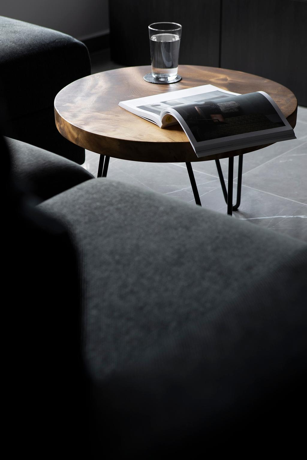 Contemporary, HDB, Living Room, Canberra Crescent, Interior Designer, ELPIS Interior Design