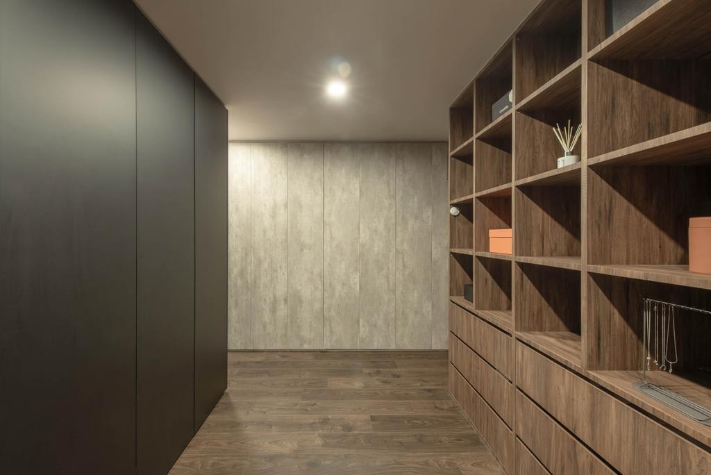 Modern, HDB, Bedroom, Canberra Road, Interior Designer, Dyel Design, Contemporary