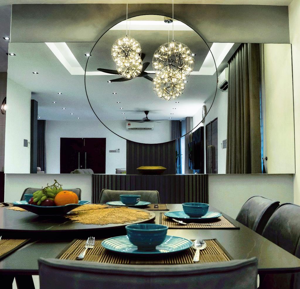 Contemporary, Landed, Buntong, Ipoh, Interior Designer, Red Land Design