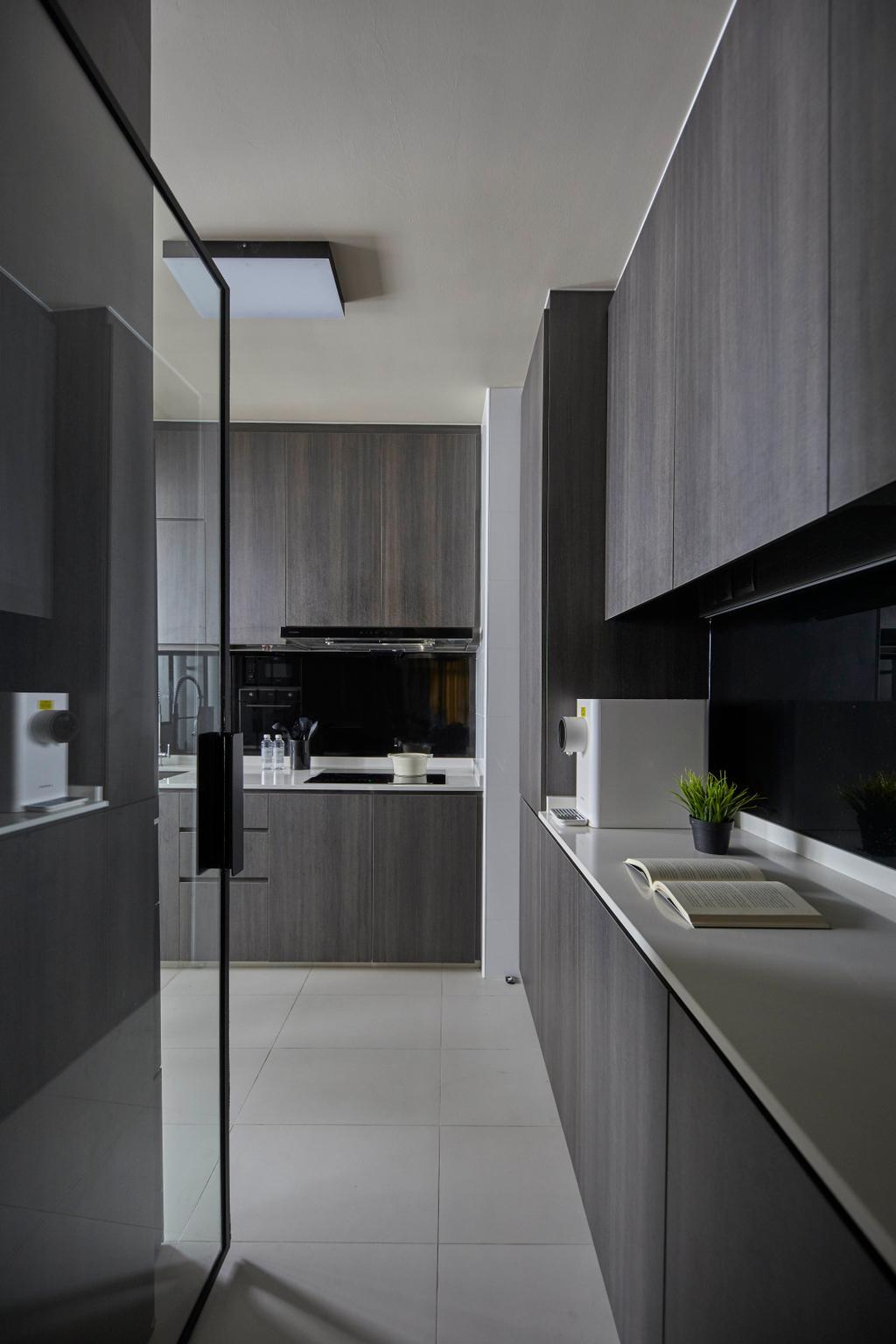 Contemporary, HDB, Kitchen, Alkaff Courtview, Interior Designer, The Interior Lab