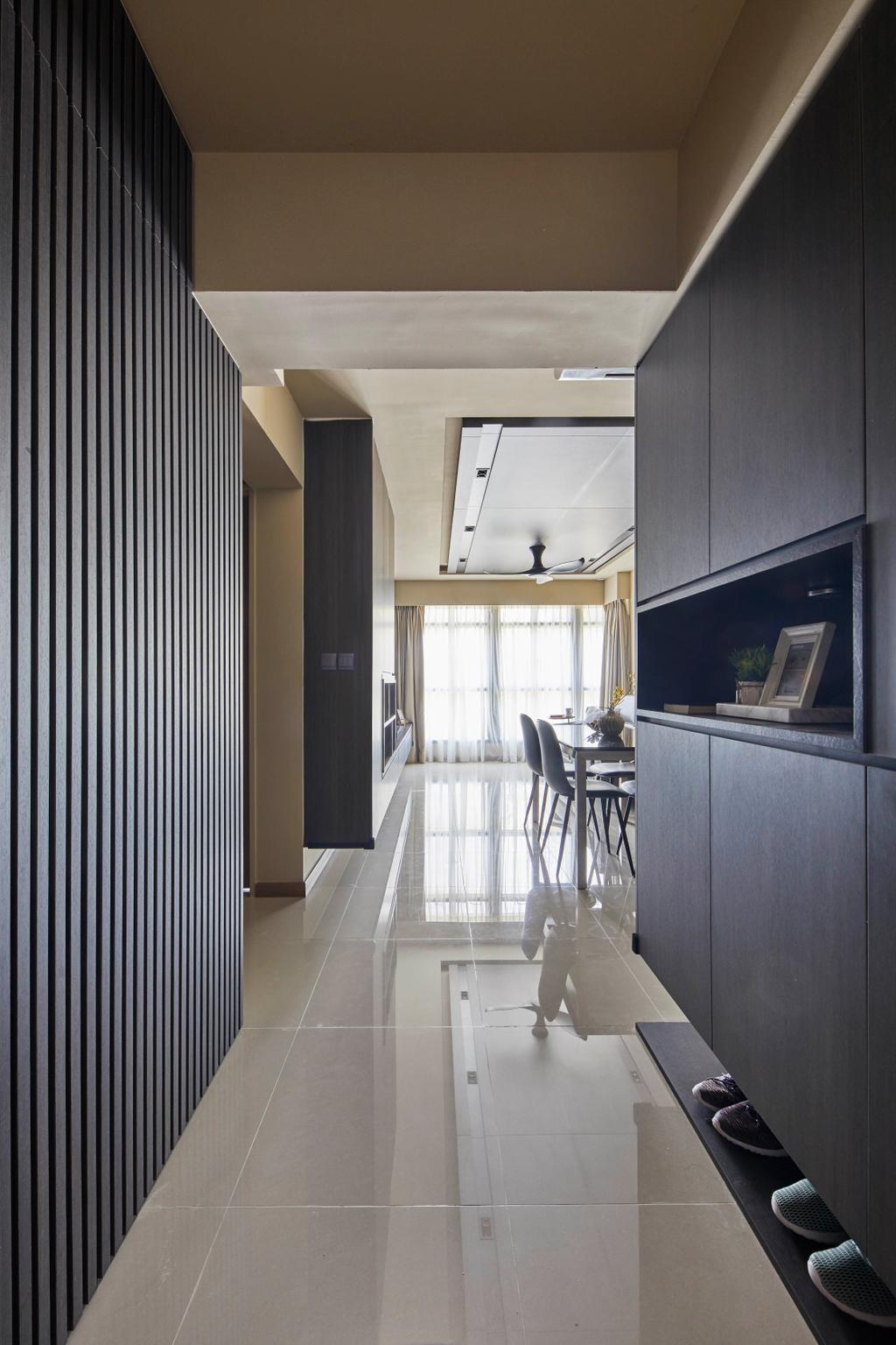 Contemporary, HDB, Living Room, Alkaff Courtview, Interior Designer, The Interior Lab
