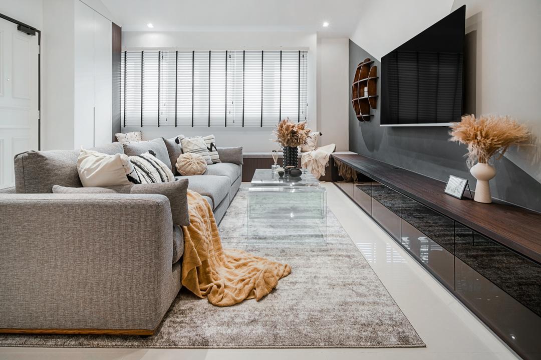 Potong Pasir Avenue 3 by Mr Shopper Studio