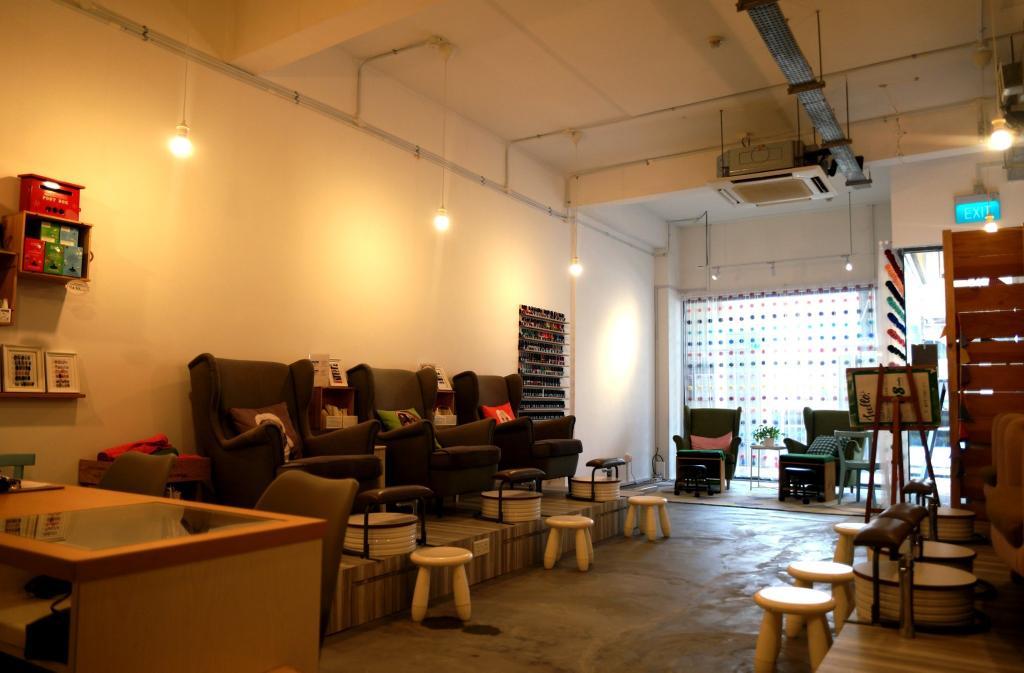 East Coast Road, Commercial, Interior Designer, Arteloft, Industrial