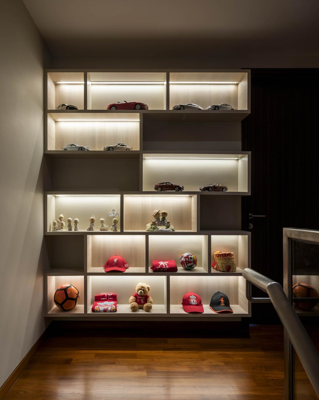 Contemporary, Landed, Living Room, Chuan Garden, Interior Designer, Weiken.com, Display, Collectibles, Figurines