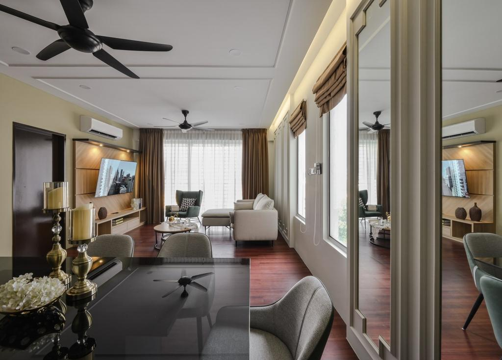 Contemporary, Condo, Residence Jubilee, Prima Jubilee, Interior Designer, Blaine Robert Design Sdn. Bhd.