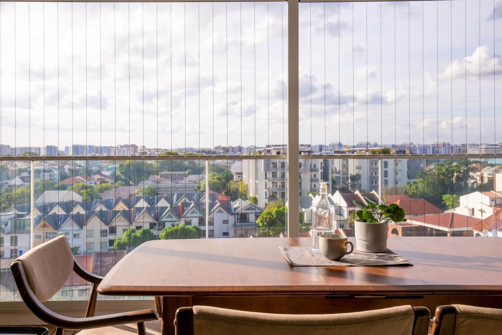 Modern, Condo, Balcony, Kovan Residences, Interior Designer, Yang's Inspiration Design