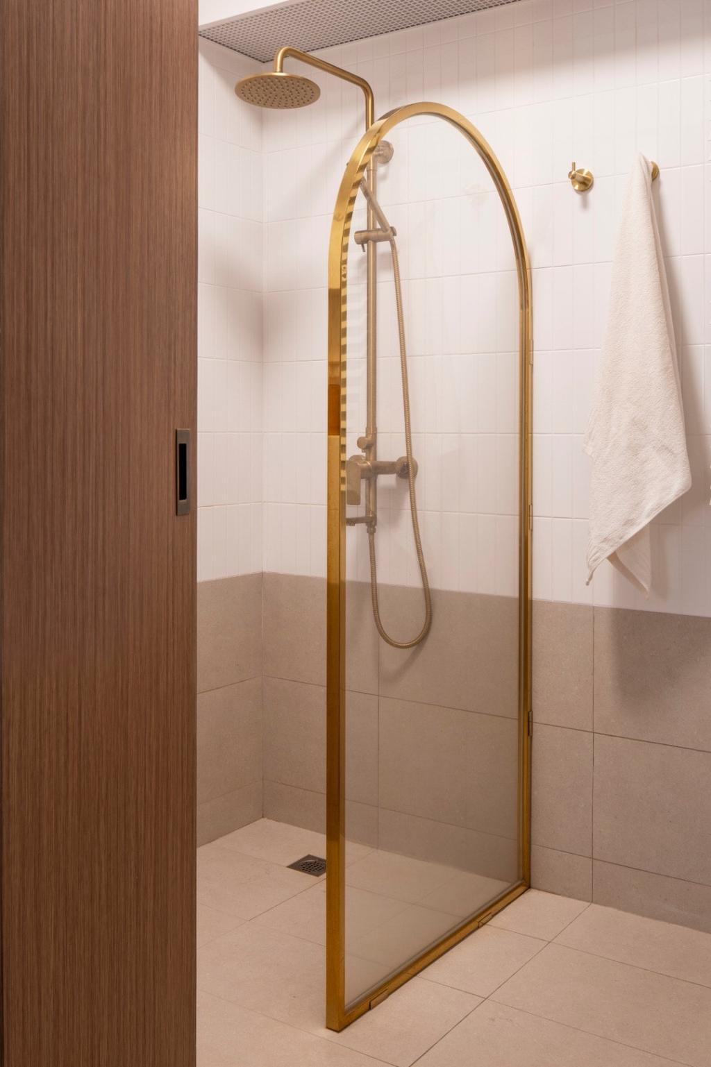 Scandinavian, HDB, Bathroom, Buangkok Link, Interior Designer, Ascend Design